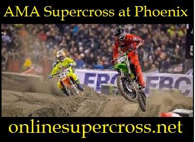 AMA Supercross at Phoenix