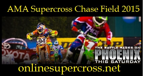 AMA Supercross Chase Field