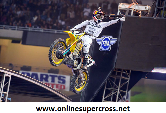 AMA Supercross Detroit