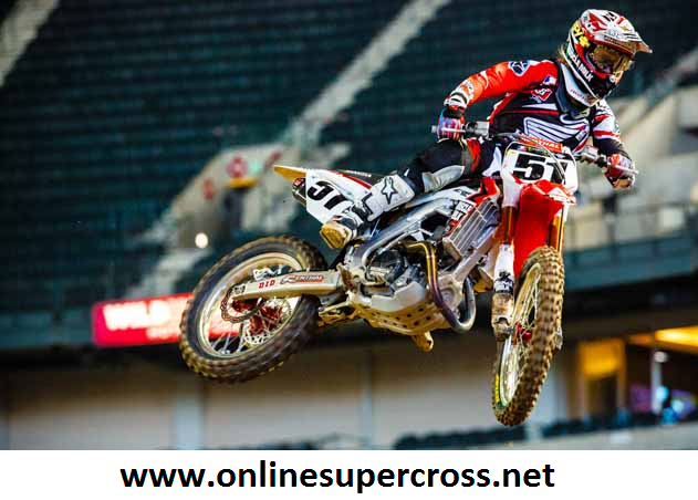 AMA Supercross Houston 2015
