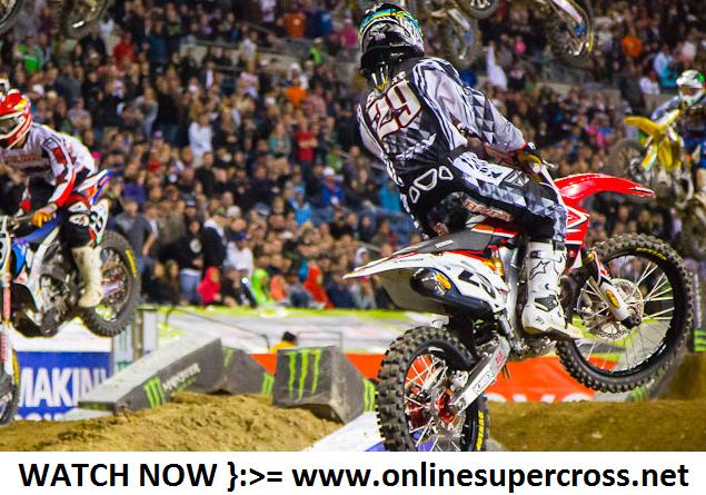 AMA Supercross Las Vegas