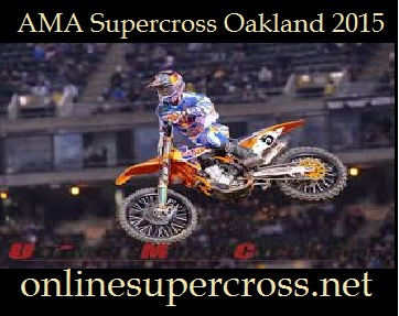 AMA Supercross Oakland