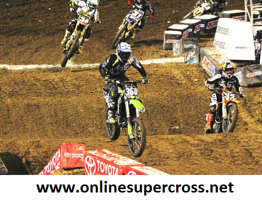 AMA Supercross San Francisco 2015