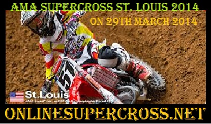 AMA Supercross St. Louis