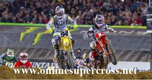 Anaheim 1 Supercross Live Streaming