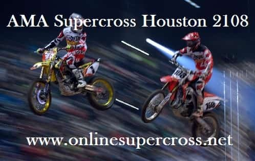 AMA Supercross Houston