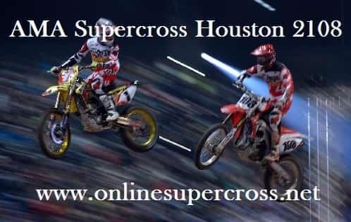 AMA Supercross Houston