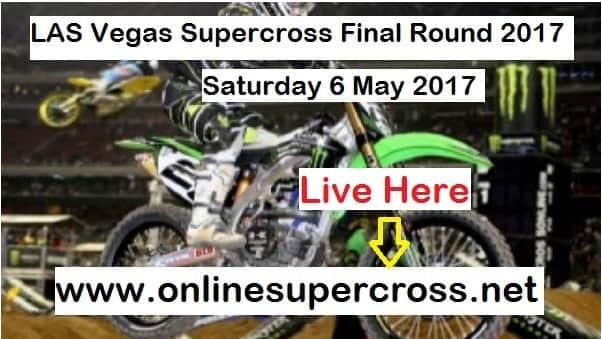 AMA Supercross Las Vegas 2017 live