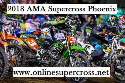 AMA Supercross Phoenix
