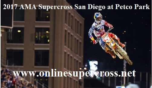 AMA Supercross San Diego at Petco Park live