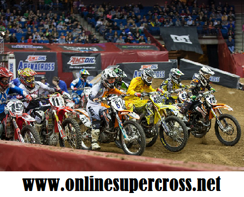 Watch amsoil arenacross Ontario california