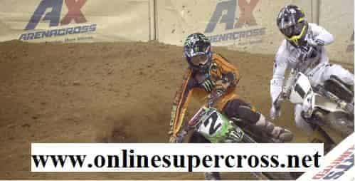 AMSOIL Arenacross at Van Andel Arena live