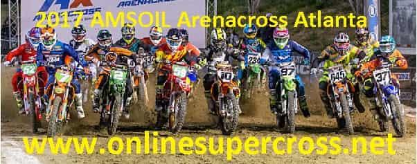 AMSOIL Arenacross Atlanta live