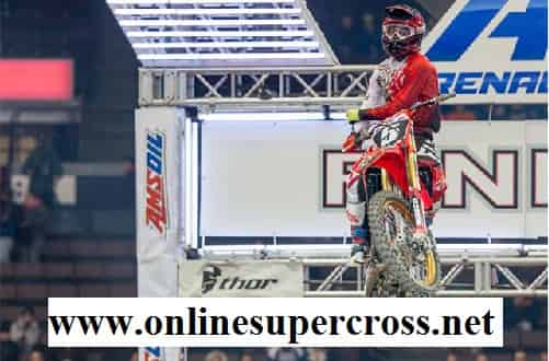AMSOIL Arenacross Grand Rapids Round 2 live