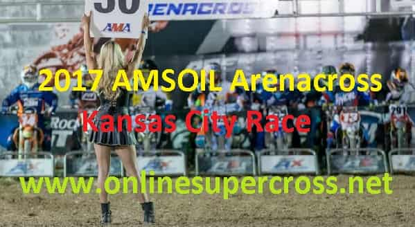 AMSOIL Arenacross Kansas live