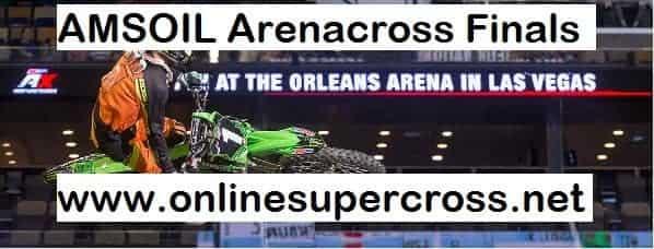 AMSOIL Arenacross Las Vegas live