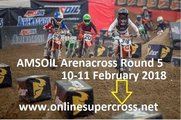 AMSOIL Arenacross Round 5
