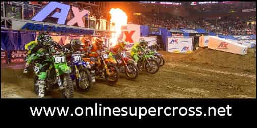 AMSOIL Arenacross Reno live