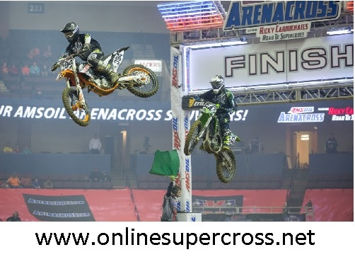 AMSOIL Arenacross Southaven live
