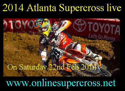 Atlanta Supercross live