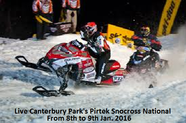 Watch 2016 Canterbury Park Pirtek Snocross National Streaming