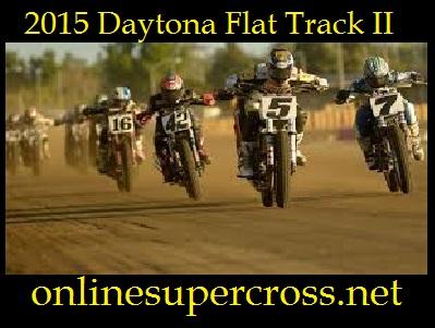 Daytona Flat Track II