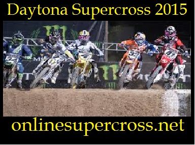Daytona Supercross 2015