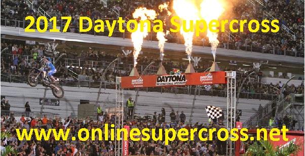 Daytona Supercross streaming