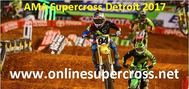 Detroit Supercross live