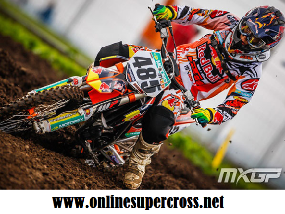 Live Race GP of Italy FIM Motocross