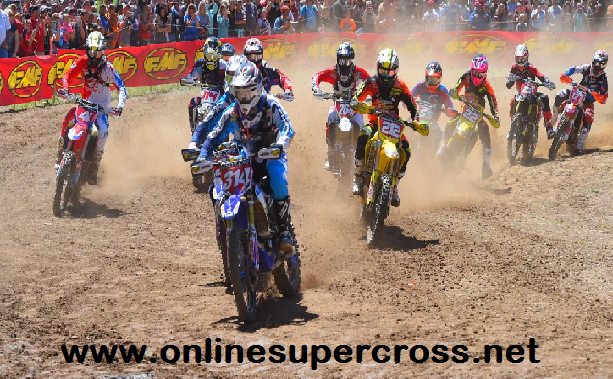 Live Rd 3 FMF Steele Creek GNCC Racing