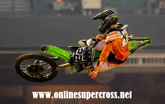 Supercross Foxboro Live at Gillette Stadium