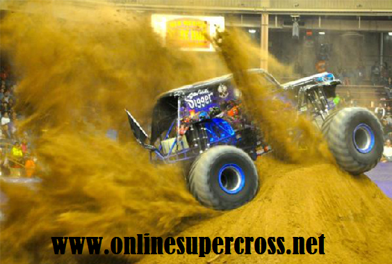 Race Monster Jam Frank Erwin Center Live Streaming
