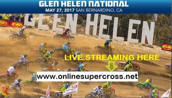Glen Helen National 2017 Live
