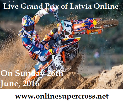 2016 Race  Latvia Grand Prix live