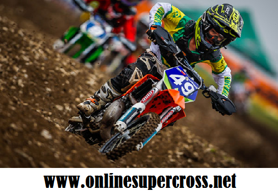 Watch FIM Motocross GP Latvia Race Online