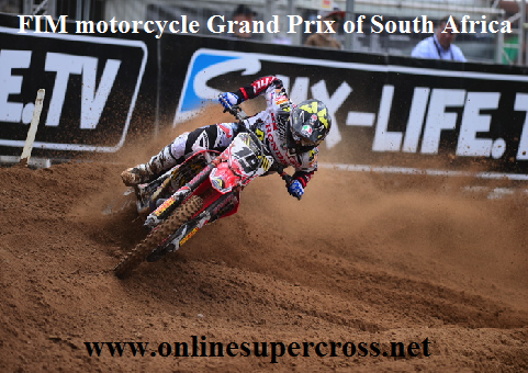 Watch FIM motorcycle Grand Prix of South Africa Stream Online