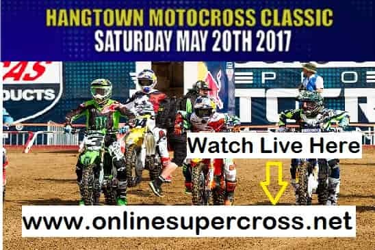 Hangtown Motocross Classic 2017  live