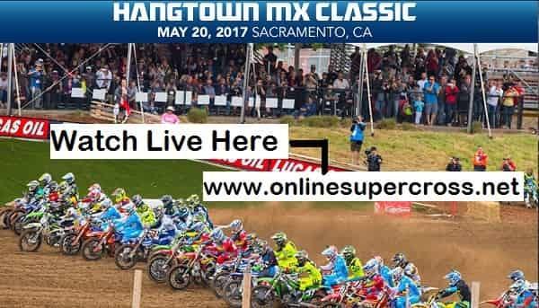 Hangtown MX Classic live