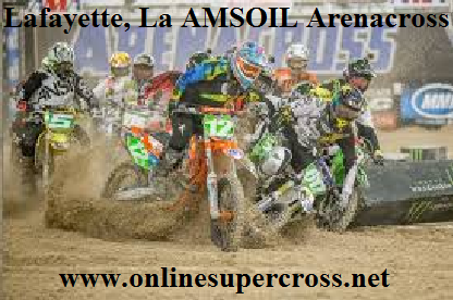 Live Lafayette Louisiana Arena Cross 2016 Racing Online