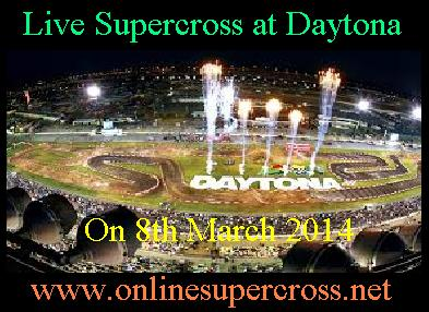 Live Supercross at Daytona