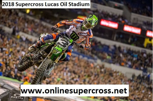 Supercross Lucas Oil Stadium