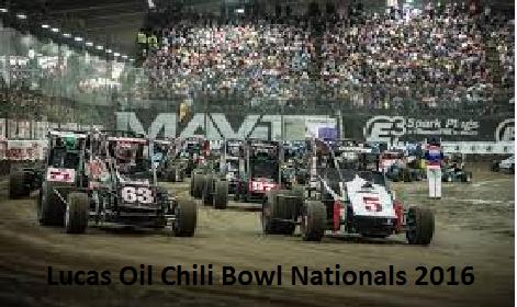 Practice Midgets Lucas Oil Chili Bowl Nationals Stream