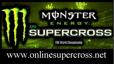 Monster Energy AMA Supercross live