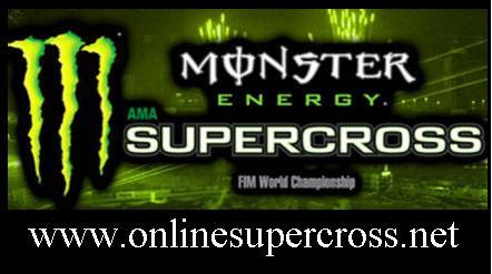 Monster Energy AMA Supercross live