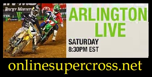 Live Monster Energy AMA Supercross at Arlington Online