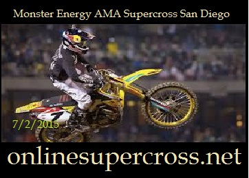 Monster Energy AMA Supercross San Diego