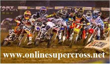 AMA Supercross Anaheim live broadcast
