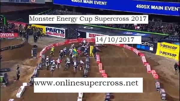 Monster Energy Cup Supercross 2017