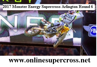 Supercross Arlington Round 6